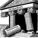 D`ale presei (parțial) libere
