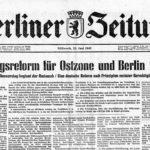 De citit: Şoc în presa germană. Un ziar regional îşi investighează noul patron, acuzat de colaborare cu Stasi